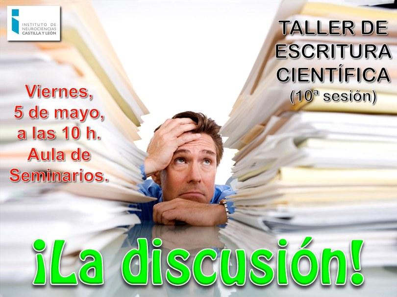 Taller 2016-17 Sesión 10 Cartel