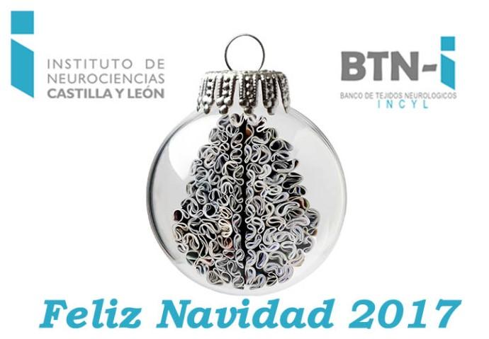 Felicitación Navidad BTN-INCYL 2017